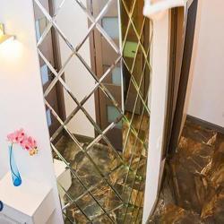 Зеркальная плитка от украинского производителя Скелко