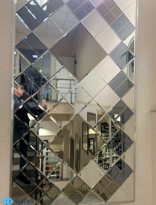 Зеркальное панно Skelko 2158х1233