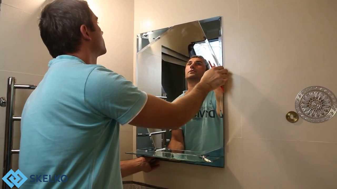 Руководство по монтажу зеркальной плитки